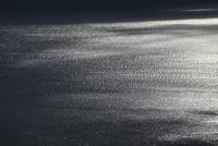 光る湖面 琵琶湖