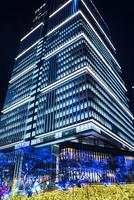 東京ガーデンテラス紀尾井町の夜景