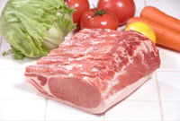 豚肉 11020000155| 写真素材・ストックフォト・画像・イラスト素材|アマナイメージズ