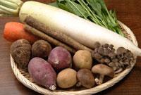 秋の野菜 11020001646| 写真素材・ストックフォト・画像・イラスト素材|アマナイメージズ