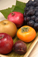 秋の果実 11020001647| 写真素材・ストックフォト・画像・イラスト素材|アマナイメージズ