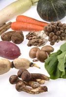 秋の野菜 11020001649| 写真素材・ストックフォト・画像・イラスト素材|アマナイメージズ