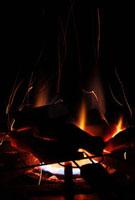 炭火 11020002008| 写真素材・ストックフォト・画像・イラスト素材|アマナイメージズ
