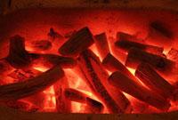 炭火 11020002053| 写真素材・ストックフォト・画像・イラスト素材|アマナイメージズ