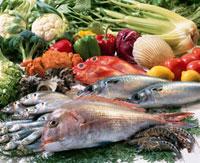 魚介集合 11020002878| 写真素材・ストックフォト・画像・イラスト素材|アマナイメージズ
