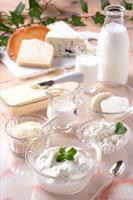 乳製品集合 11020002919| 写真素材・ストックフォト・画像・イラスト素材|アマナイメージズ