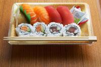 Sushi lunch box