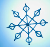Snowflake Decoration