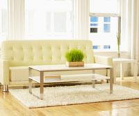 Coffee Table and Sofa 11021007265| 写真素材・ストックフォト・画像・イラスト素材|アマナイメージズ