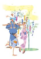 七夕 11023012308| 写真素材・ストックフォト・画像・イラスト素材|アマナイメージズ