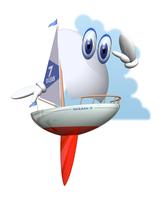 ヨット 11023012364| 写真素材・ストックフォト・画像・イラスト素材|アマナイメージズ