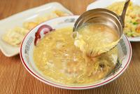 中華卵スープ 11023014972| 写真素材・ストックフォト・画像・イラスト素材|アマナイメージズ