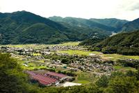 真田氏本城からの眺め