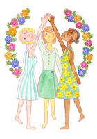 平和を願う女性たち