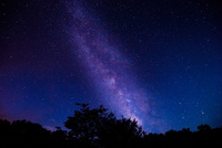 天の川銀河 11023020227| 写真素材・ストックフォト・画像・イラスト素材|アマナイメージズ