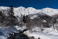 原風景の冬