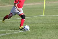 サッカー フットボール 11023022005| 写真素材・ストックフォト・画像・イラスト素材|アマナイメージズ