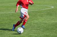 サッカー フットボール 11023022384| 写真素材・ストックフォト・画像・イラスト素材|アマナイメージズ
