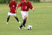 サッカー フットボール 11023022519| 写真素材・ストックフォト・画像・イラスト素材|アマナイメージズ