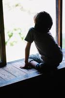 子供のシルエット 11023022638| 写真素材・ストックフォト・画像・イラスト素材|アマナイメージズ
