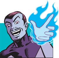 Male villain