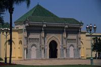 Mosque in Rabat