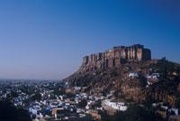 Brahmapuri village clustered