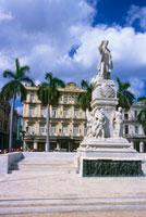 statue of Jose Marti & Parque Central