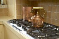 Bronze kettle