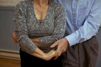 Senior couple dancing 11029002819| 写真素材・ストックフォト・画像・イラスト素材|アマナイメージズ