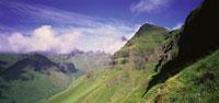 Mountain Range Cathedral Peak