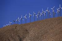 Wind Turbines 11030002041  写真素材・ストックフォト・画像・イラスト素材 アマナイメージズ