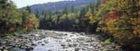 River and Mountains in Autumn 11030004129| 写真素材・ストックフォト・画像・イラスト素材|アマナイメージズ