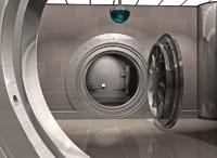 Bank Vault 11030004341| 写真素材・ストックフォト・画像・イラスト素材|アマナイメージズ