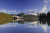 Sparks Lake 11030004432| 写真素材・ストックフォト・画像・イラスト素材|アマナイメージズ