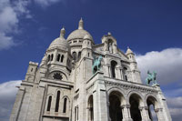 La Basilique du Sacre Coeur 11030004573| 写真素材・ストックフォト・画像・イラスト素材|アマナイメージズ