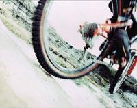 Mountain Biker 11030011369  写真素材・ストックフォト・画像・イラスト素材 アマナイメージズ