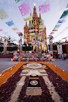 La Parroquia During Day of the Dead
