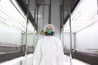 Portrait of Scientist 11030021140| 写真素材・ストックフォト・画像・イラスト素材|アマナイメージズ