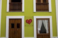 House Exterior,San Juan,Puerto Rico,USA