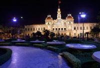 Ho Chi Minh City Hall,Ho Chi Minh,Vietnam