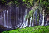Shiraito Falls,Fujinomiya,Shizuoka Prefecture,Japan