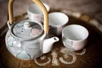 Chinese Tea Ceremony 11030031394| 写真素材・ストックフォト・画像・イラスト素材|アマナイメージズ