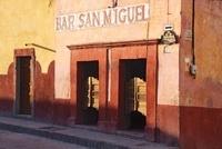 Bar San Miguel, San Miguel de Allende, Guanajuato, Mexico