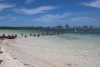 Beach, Cayo Largo, Canarreos Archipelago, Cuba