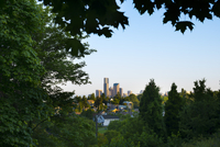 Skyline, Mount Baker, Rainier Valley District, Seattle, Wash