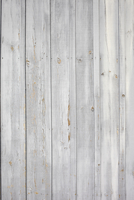 Wall of White Wooden Siding, Arcachon, Gironde, Aquitaine, F