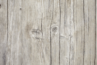 Detail of Wooden Wall, Arcachon, Gironde, Aquitaine, France