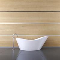 3D-Illustration of Bathtub 11030038771| 写真素材・ストックフォト・画像・イラスト素材|アマナイメージズ