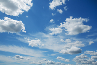 Cumulonimbus Clouds, Kolding, Region Syddanmark, Jutland, Denmark